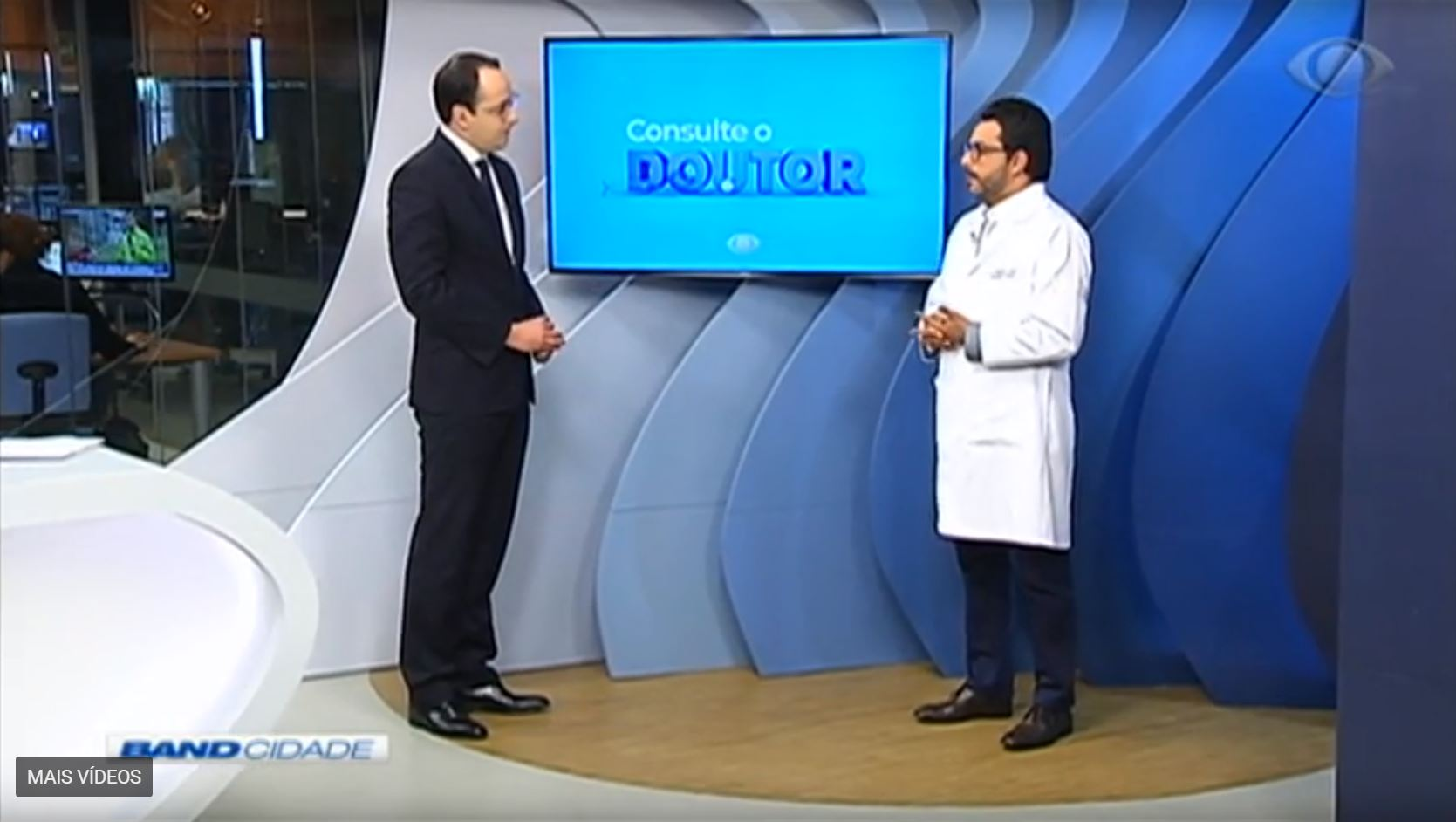Entrevista do médico Dr. Frederico sobre Endometriose